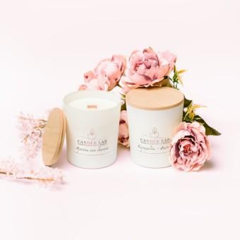 Κεριά σόγιας - Candlelab